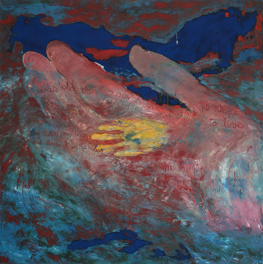 Hand - Journey Through Self series, 1995 - 2000