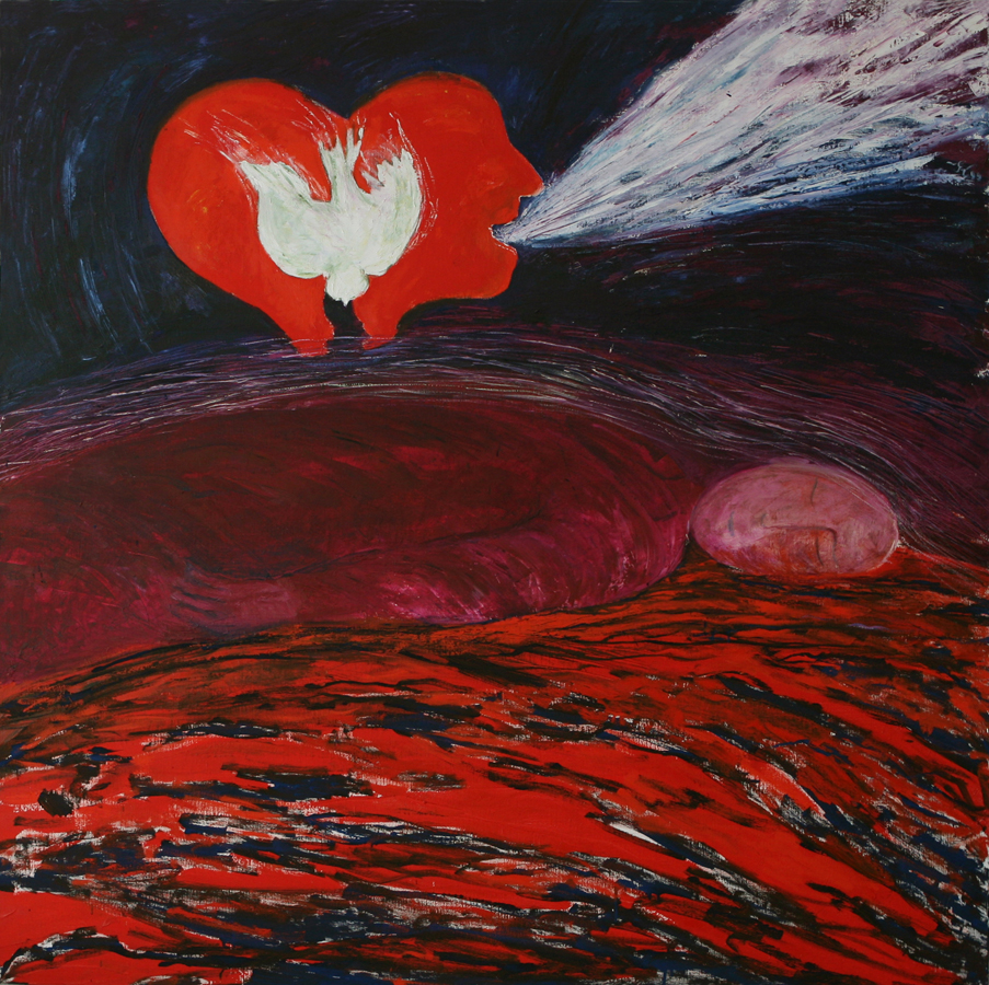 Red Dream - Journey Through Self series, 1995 - 2000