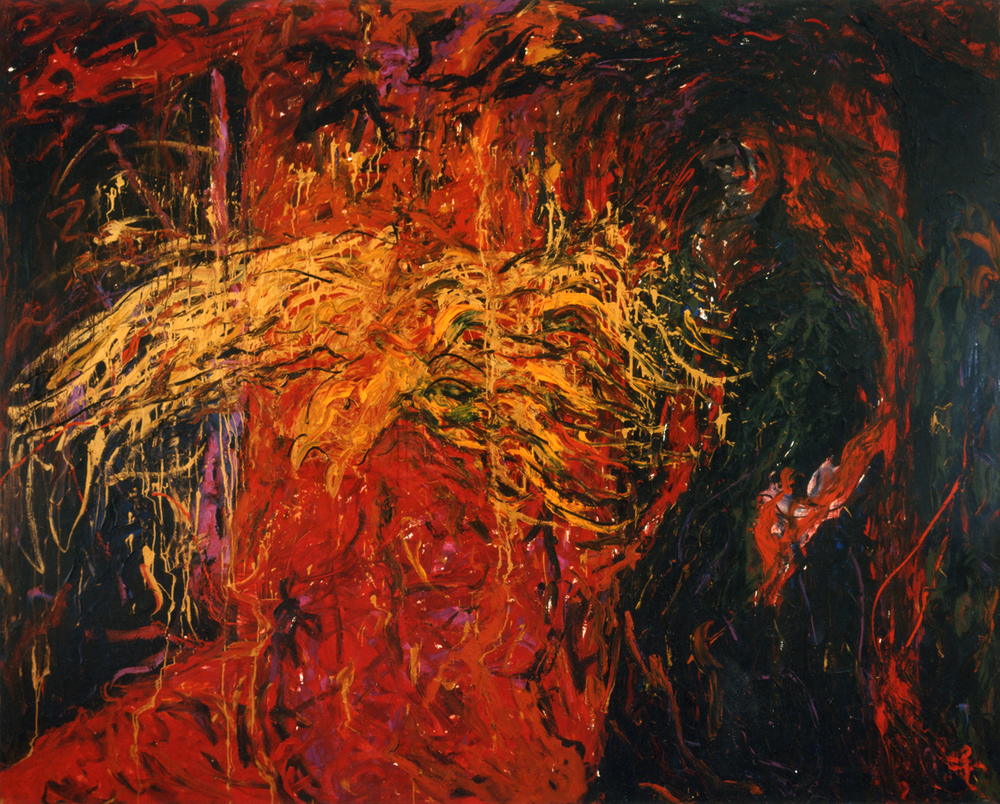 Phoenix Rising Out of Hell, 1990