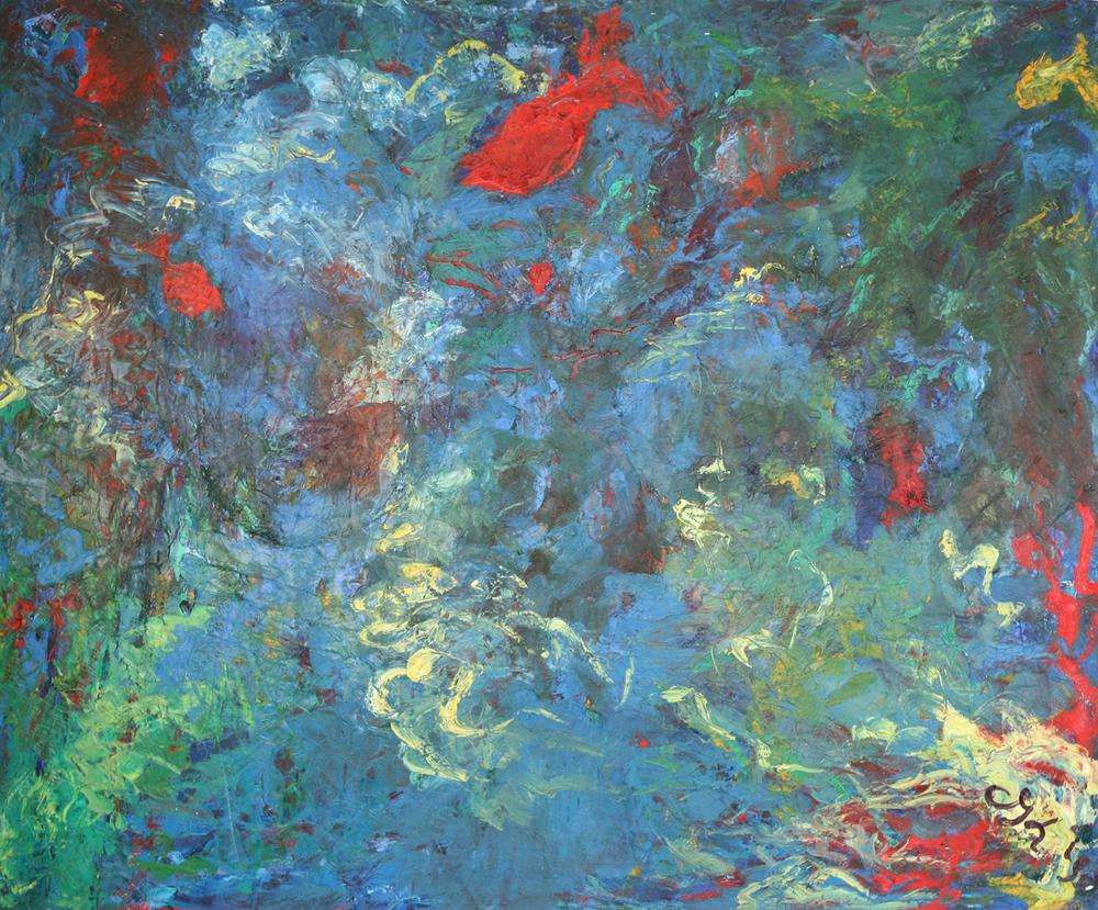 SubAquatic Scene, 1988