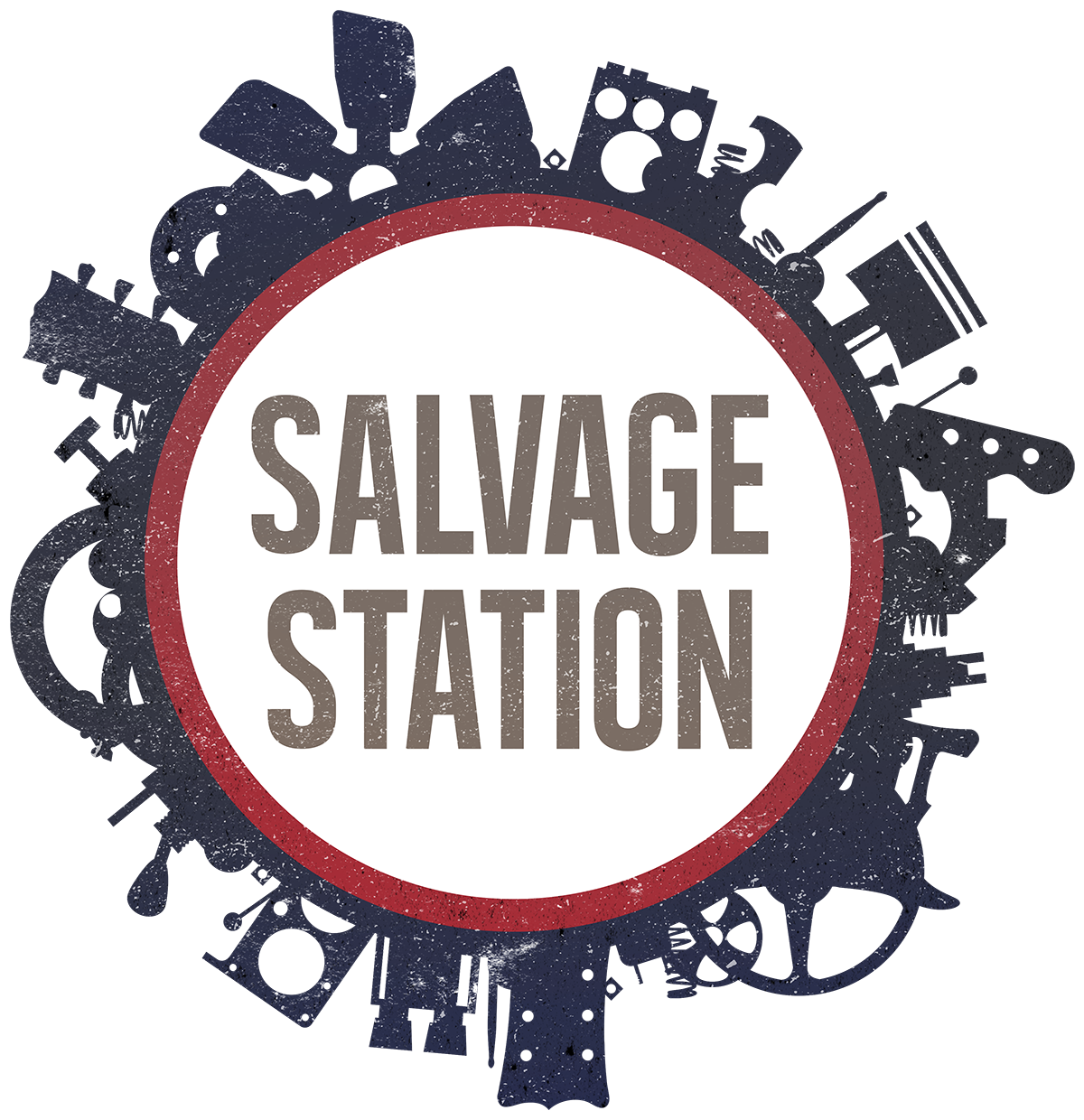 Earth Day Location - Salvage Station