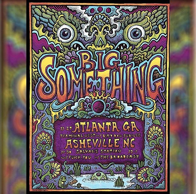 Big Something weekend is finally here!!! Tickets are still available for tonight and tomorrow nights shows!!! Get them at the door or online!!!