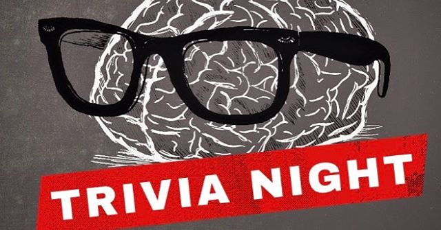Come in tonight and test your Trivia skills with Wayne. We also have taco and drink specials all day long!!