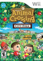 Animal Crossing: City Folk — Localization testing