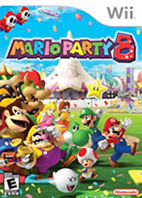 Mario Party 8 (Wii) — German testing