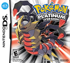 Pokémon Platiinum Version (NDS)