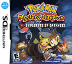 Pokémon Mystery Dungeon: Explorers of Darkness (NDS)