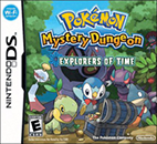 Pokémon Mystery Dungeon: Explorers of Time (NDS)