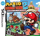 Mario vs. Donkey Kong 2: March of the Minis (NDS) — German lead tester