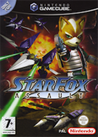 Star Fox: Assault (GCN) — German localization tester