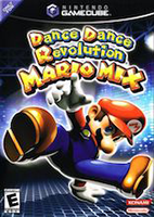 Dance Dance Revolution: Mario Mix (GCN) — German localization tester