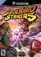 Super Mario Strikers (GCN) — Testing support
