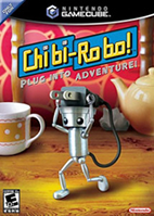 Chibi-Robo! (GCN) — German localization QA