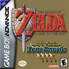 Zelda Four Swords / A Link to the Past (AGB)