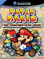 Paper Mario 2 (GCN) — German localization tester