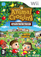 Animal Crossing: Let's Go to the City (Wii) — Deutsches Lokalisierungstesting