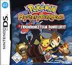 Pokemon Mystery Dungeon: Erkundungsteam Dunkelheit (NDS) — Deutsches Lokalisierungstesting