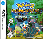 Pokemon Mystery Dungeon: Erkundungsteam Zeit (NDS) — Deutsches Lokalisierungstesting