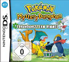Pokemon Mystery Dungeon: Erkundungsteam Himmel (NDS) — Deutsches Lokalisierungstesting