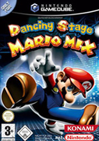 Dancing Stage: Mario Mix (GCN)