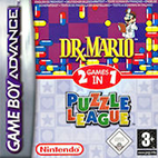 Dr. Mario & Puzzle League (AGB)