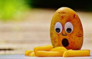 French potato courtesy of MaxPixel