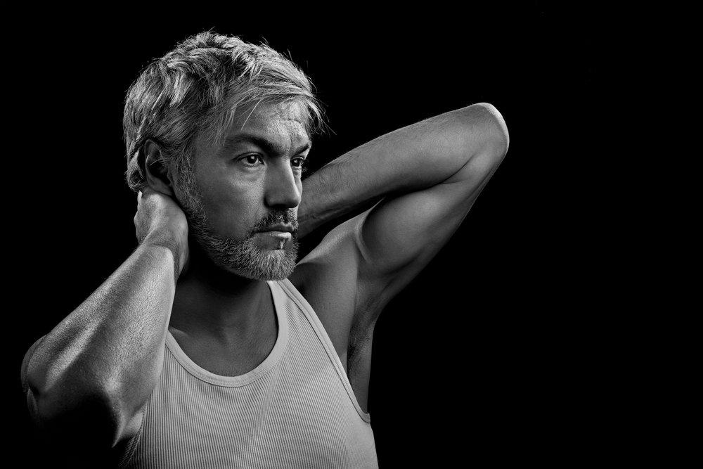 actor in paris photography studio