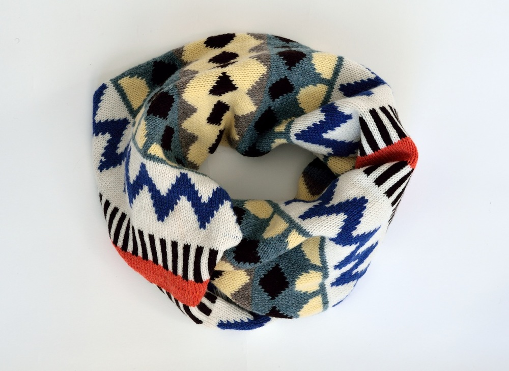 Snood Primary Collection Design Three
