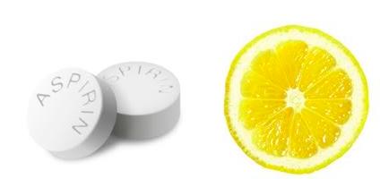 lemonaspirinmask