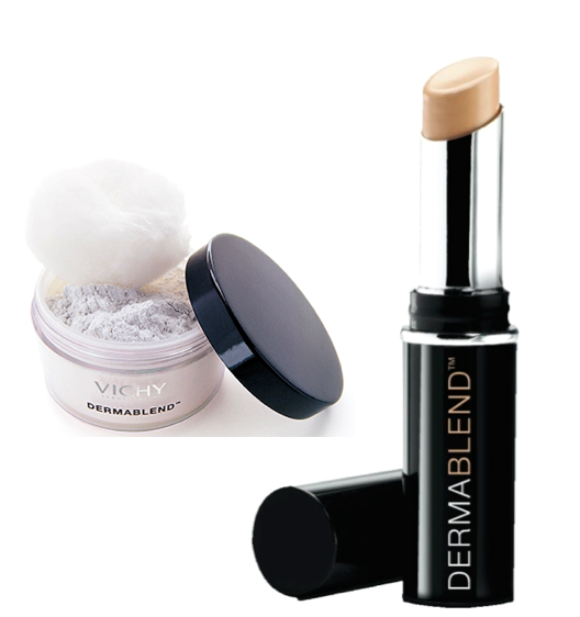 Dermablend Corrective Stick & Setting Powder