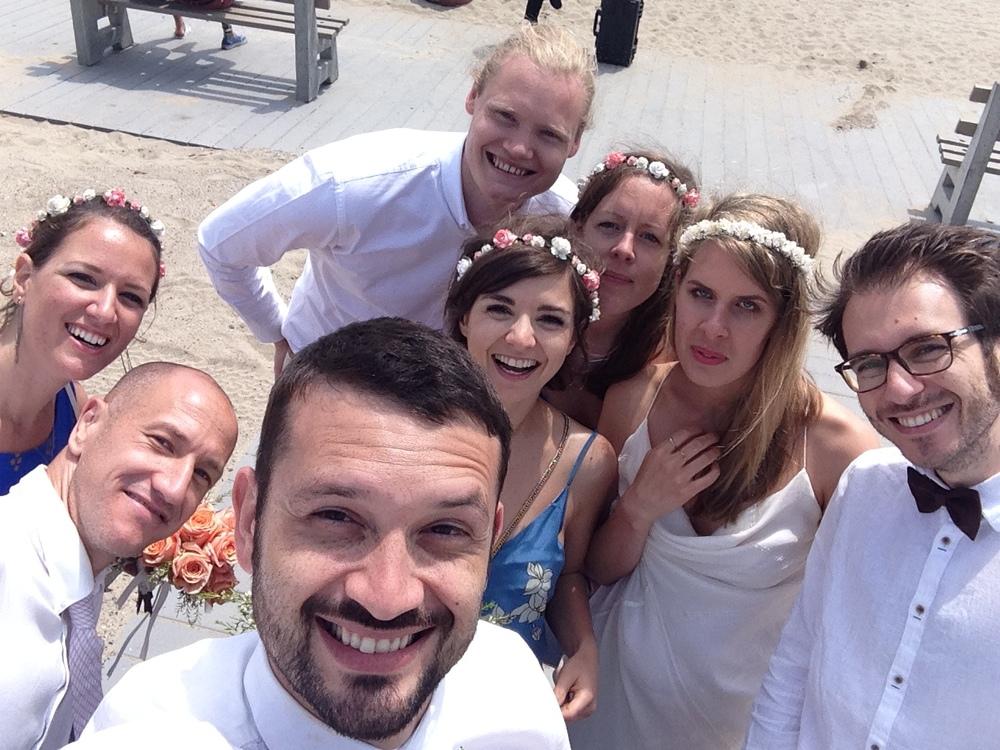 Wedding-friends