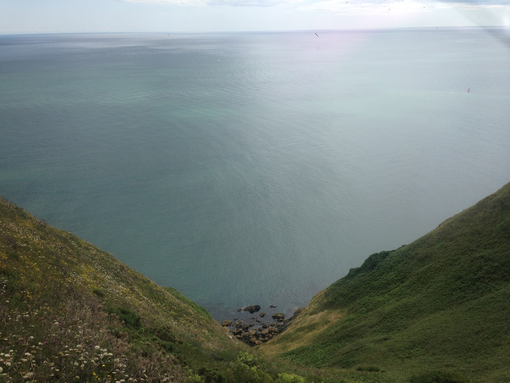 Howth-cliffs