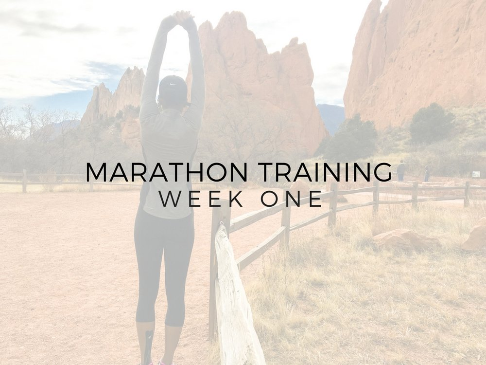Kashia - Garden of the Gods Stretch - Marathon Training