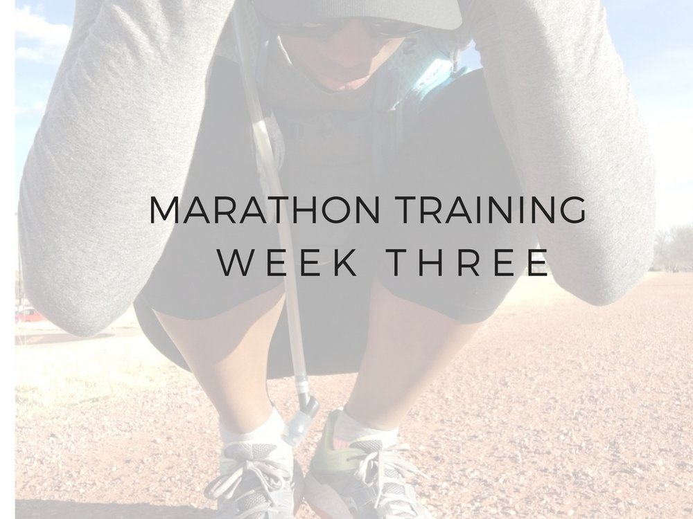 Kashia Marathon Training