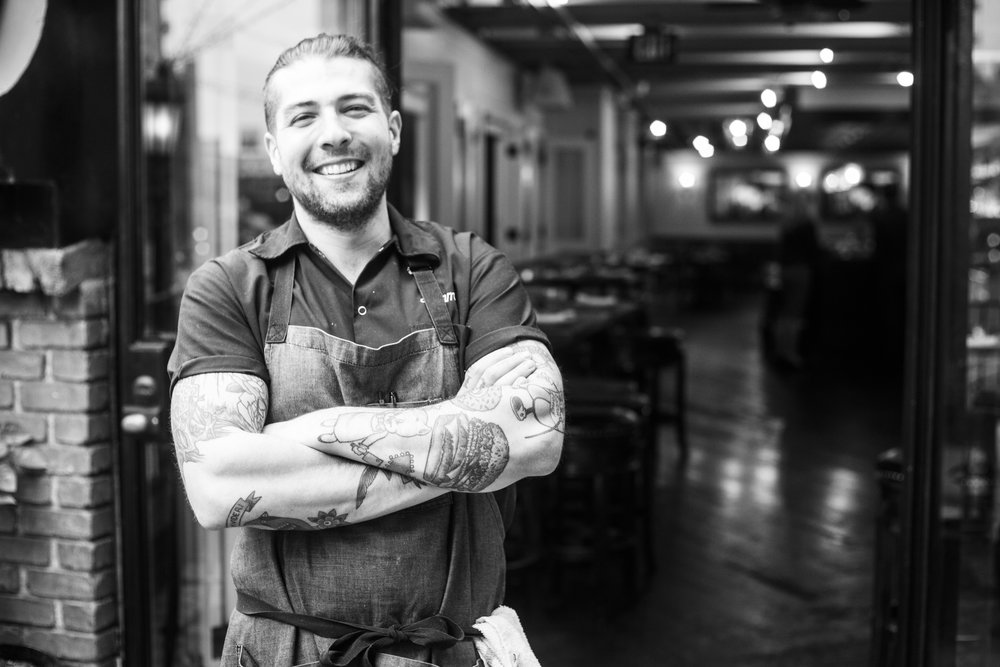 SAMMY MONSOUR - EXECUTIVE CHEF