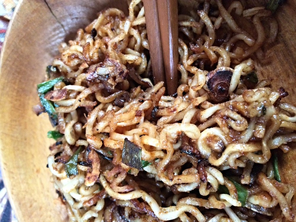 south east asian noodles