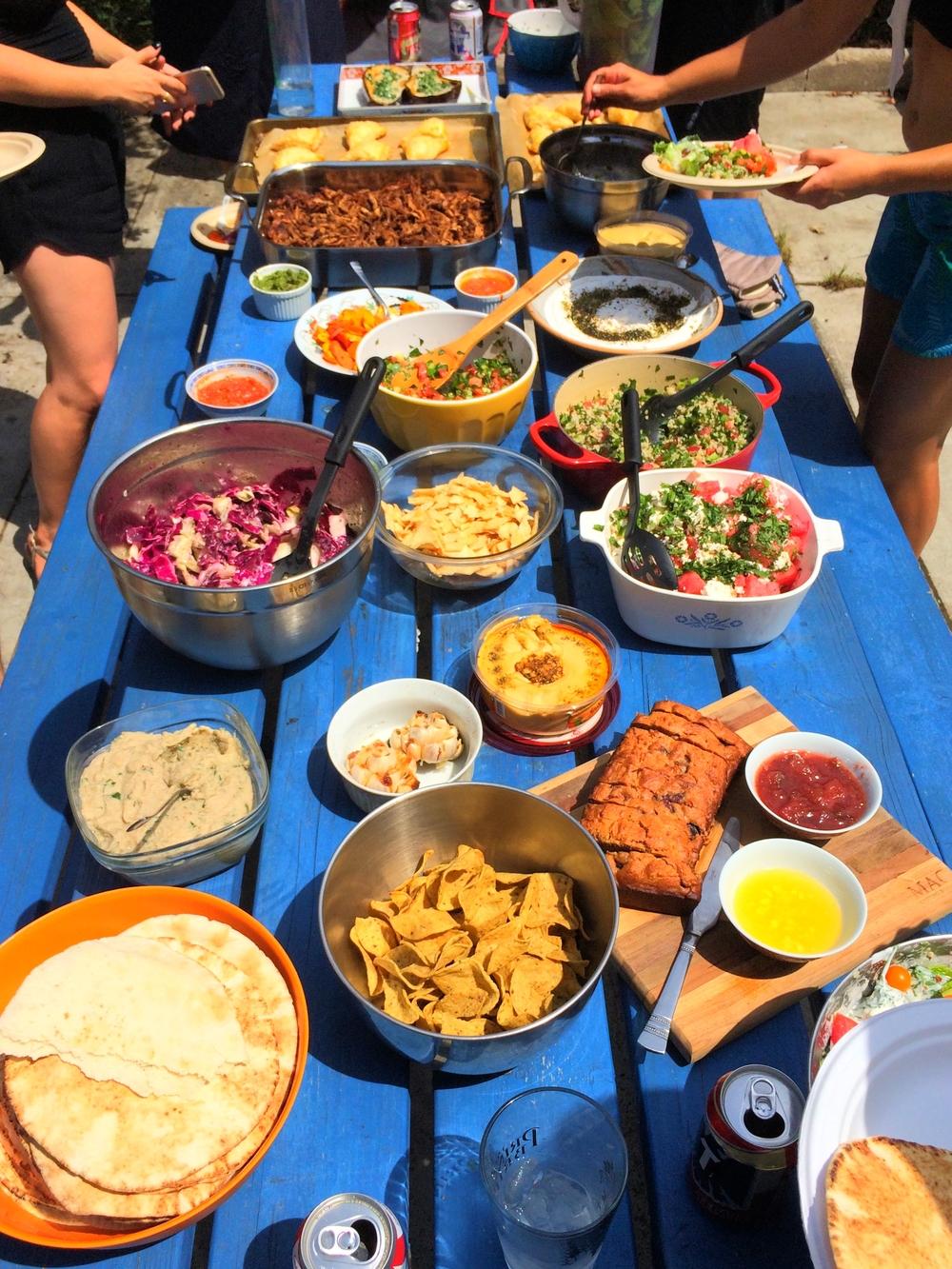 israeli feast
