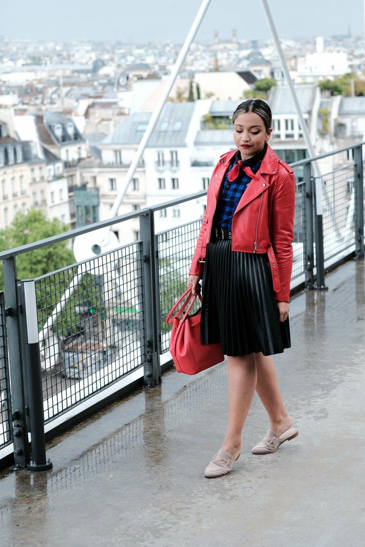 Preppy Look - en el Centro George Pompidou