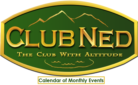Club Ned Calendar Events