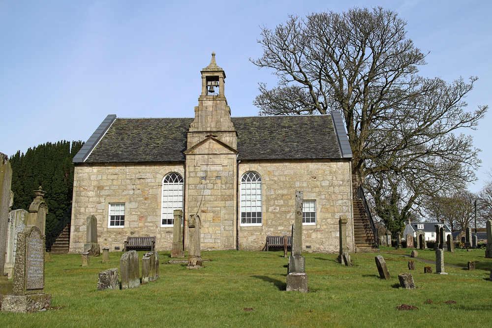The Beautiful Baldernock Parish Church
