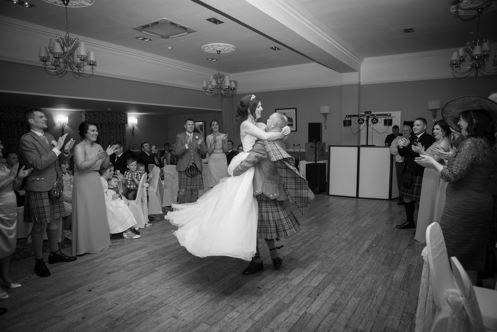First Dance, image by Doran Photography