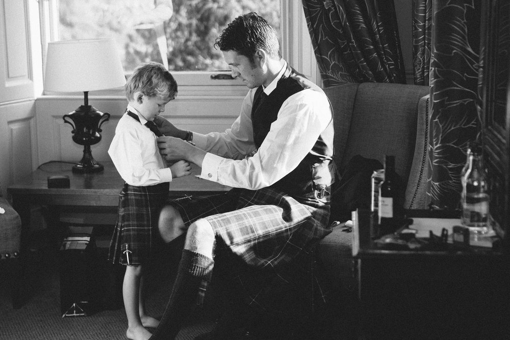Father & Son, Image by Doran Photography