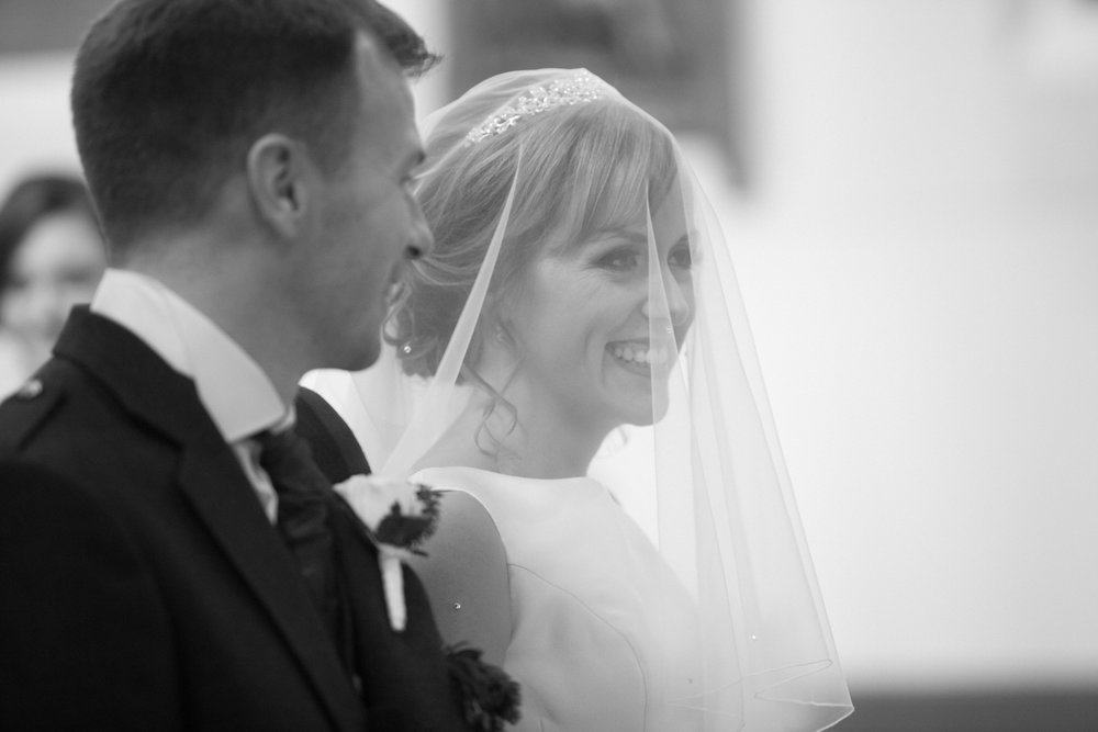 Ceremony Shot, Church Wedding, image by Doran Photography