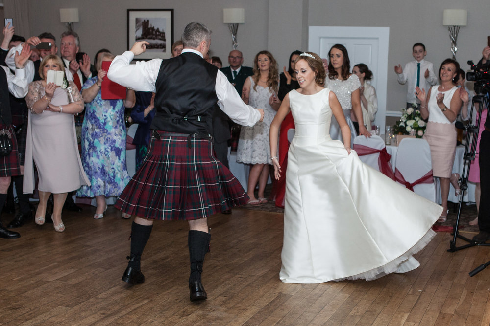 First Dance, The Sherbrooke House Hotel, image by Doran Photography
