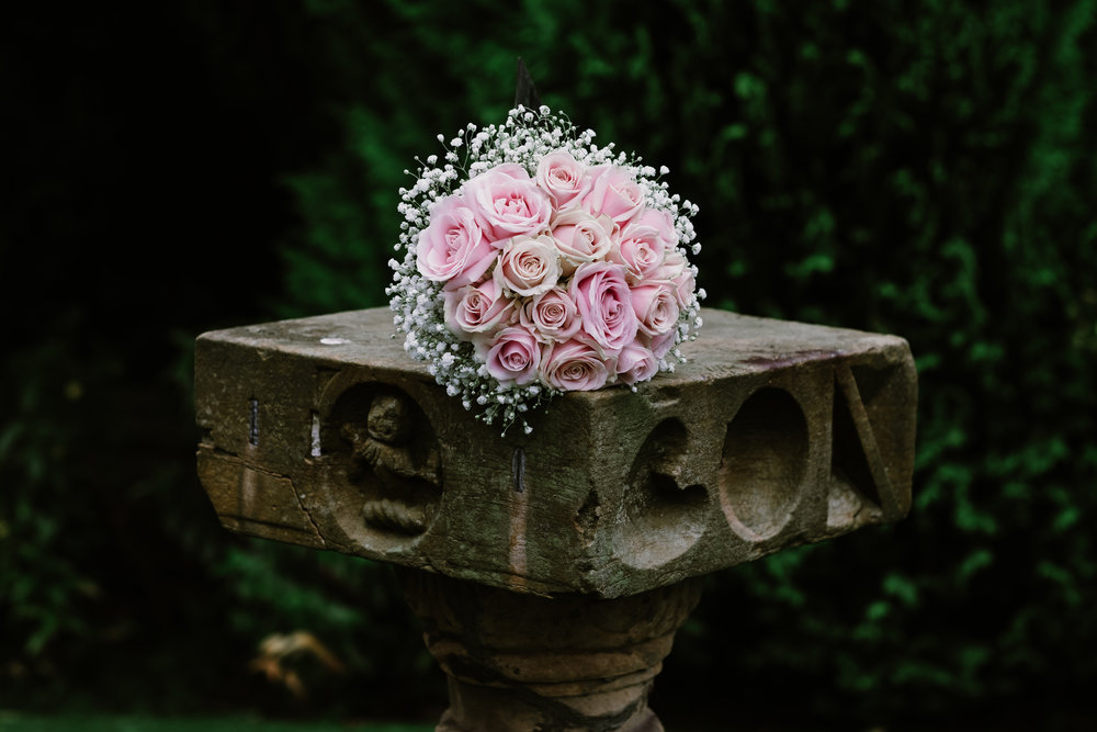 Flower Detail Shot, by Doran Photography