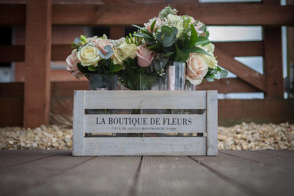 Wedding Flowers, by Doran Photography