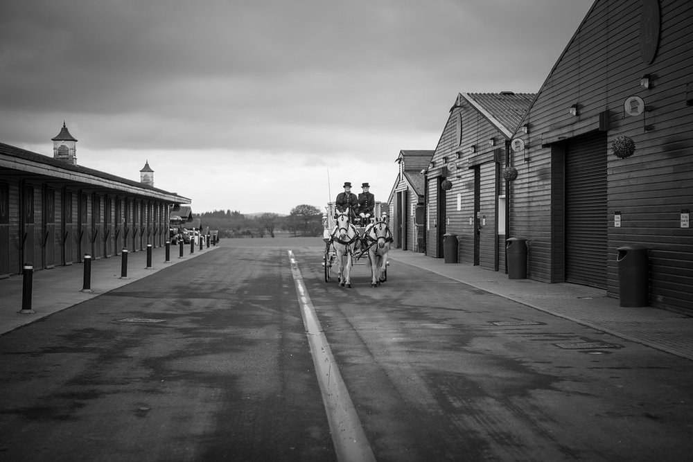 Horse & Carriage at Ingliston, by Doran Photography