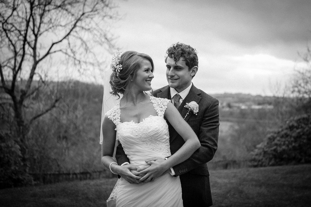 Couple Candid Shot, by Doran Photography