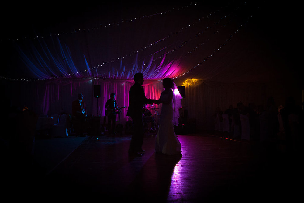 First Dance, Carnbooth, by Doran Photography