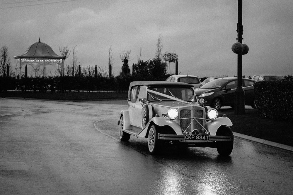 Wedding Car, By Doran Photography